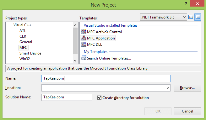 Visual C++ Course to Develop Desktop Applications